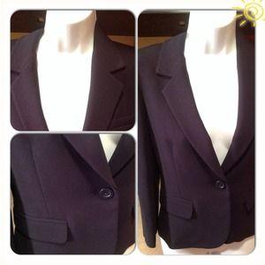 Forever 21  business jacket blazer sz s/p NWT