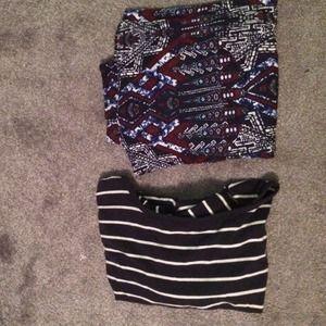 Dresses & Skirts - BUNDLE- Aztec flowy pants and dress