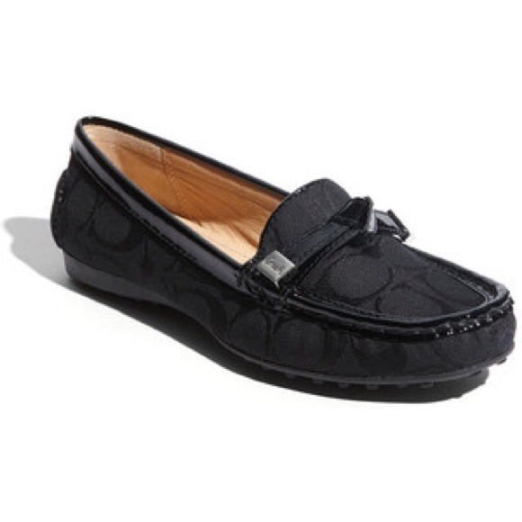 Coach Frida Loafers Size 55B From Janes Closet