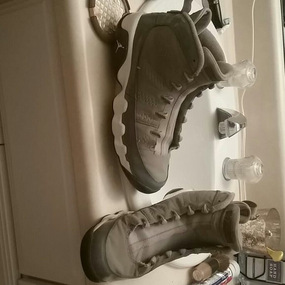 Cool Grey 9s Good Conditions