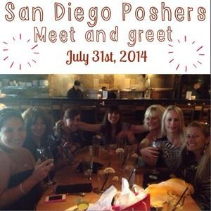 Other - 🎉Fun meet and greet in San Diego🎉