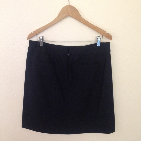club monaco club monaco navy blue pencil skirt from julie s closet on poshmark
