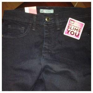 Indigo 5 pocket lee jeans