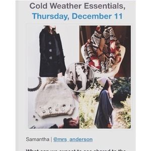 FEATURED ON PM'S BLOG + INSTAGRAM!@samanthanderson