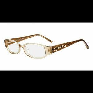 COACH Eyeglass Frames: Tabitha in Crystal Sand