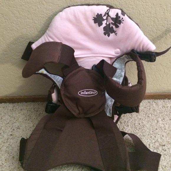 9716d85113f Infantino Style Rider Extended Wear Baby Carrier. M 53dd4de0b539e4148b0b293d
