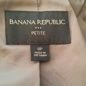 Banana Republic Jackets & Coats - BR tweed