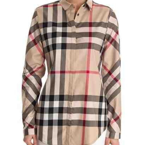burberry coat sale outlet fdjs  burberry brit button down shirt