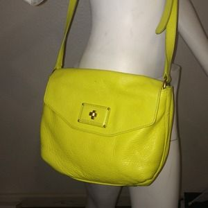 Marc by Marc Jacobs Natasha neon bag