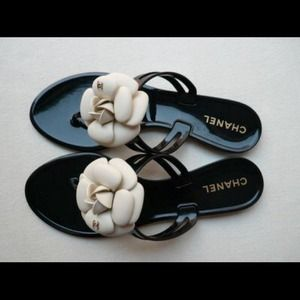 Brand New Authentic Chanel Sandals