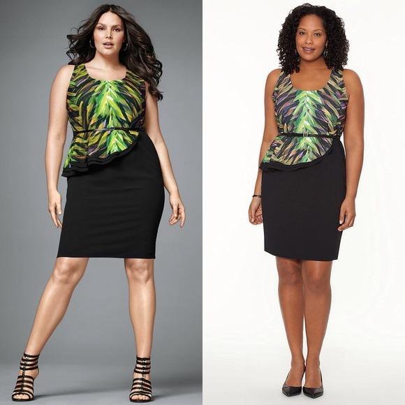 ✨HP✨ ⚡️Lowest Price! Lane Bryant Plus Size Dress NWT