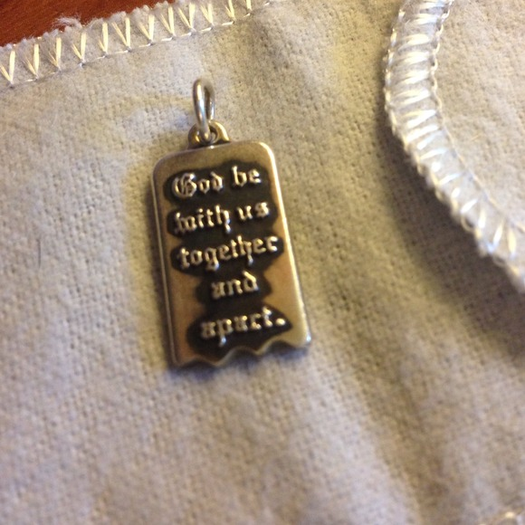 James Avery Jewelry God Be With Us Together Apart Poshmark