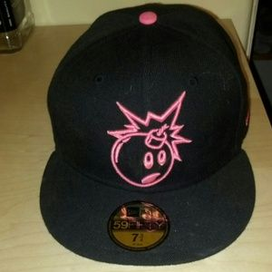 The Hundreds Jackets & Blazers - The Hundreds Adam the Bomb 59fifty fitted cap