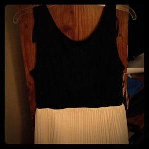 Black and white dress new with tags