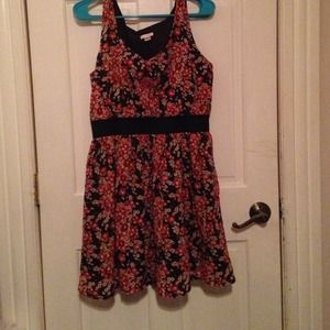 price drop! Cute floral summer dress from target