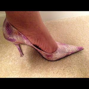 💥Sexy💥Sergio Zelcer Stiletto Heels sz8.5