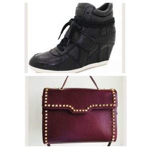 ASH shoes/Purse