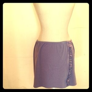J. Crew summer mini skirt