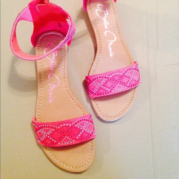 d757c9429aa564 Pink Rhinestone Sandals. M 53e0017588e3c66c00003575