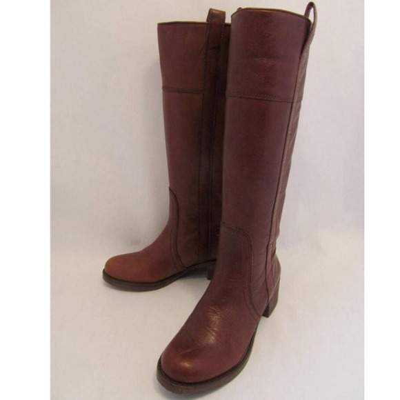 6a8856bfecf Lucky Brand Boots - Lucky Brand Hibiscus tall boots