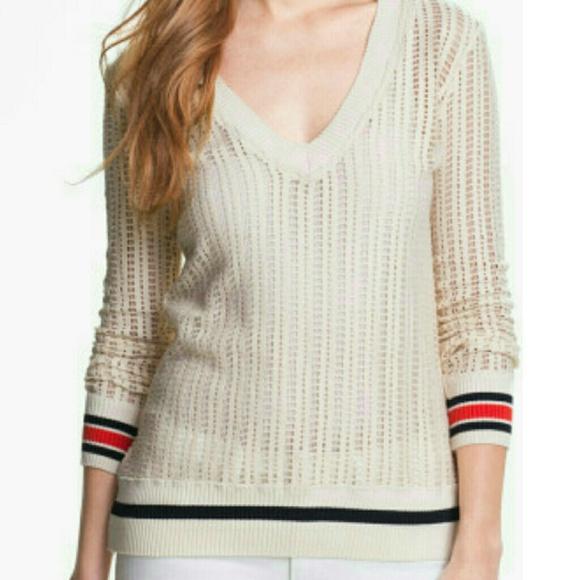 💛SALE💛 Tory Burch Ozzy sweater