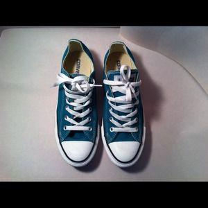 4a33db883608 Converse Shoes - Converse chuck taylor low top parasailing teal