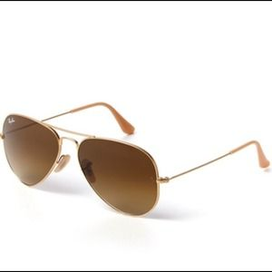 RAY-BAN Aviator with Mirrored Lenses 55mm