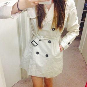 e1005f2e Zara Jackets & Coats   Sold On Vinted Trend Coat   Poshmark