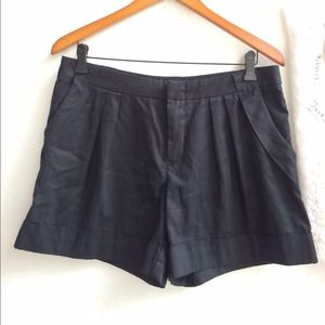  3 for $25! Black Cartonnier Trouser Shorts