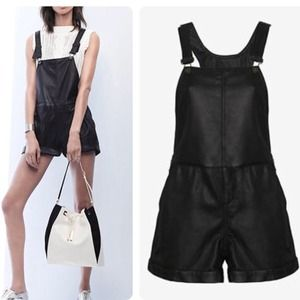 rag & bone Other - HP🎉x5 Rag&bone leather overalls