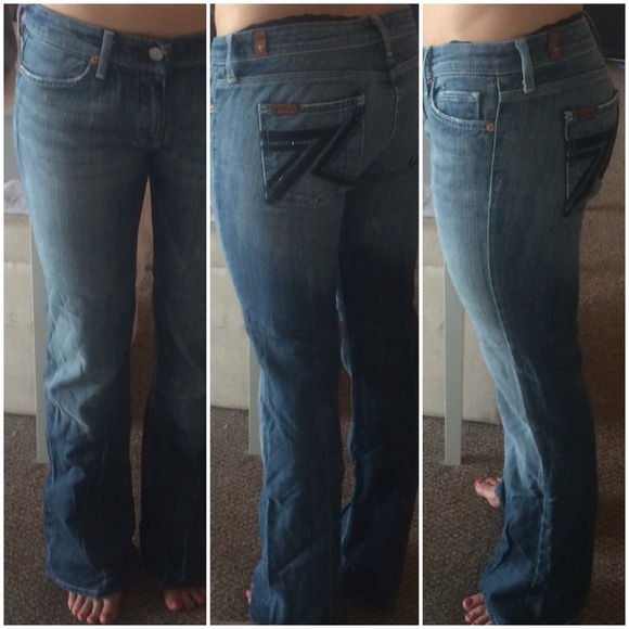 7 for all Mankind - Seven For All Mankind Flynt Fit! from ...