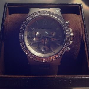 Michael Kors crystal watch