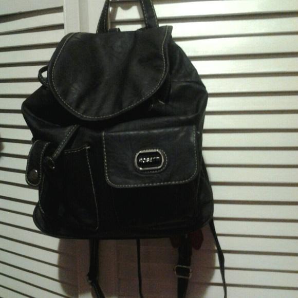 72% off Rosetti Handbags - Black Rossetti purse backpack from ...