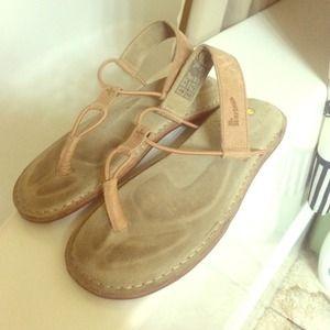 Worn twice air cushion sole Dr Marten Sandals
