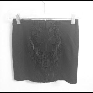 ✂️REDUCED✂️ TOBI bodycon mini skirt