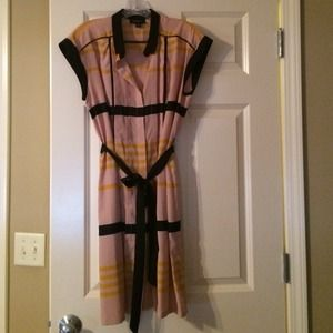 WORN ONCE Jason Wu for Target button up dress