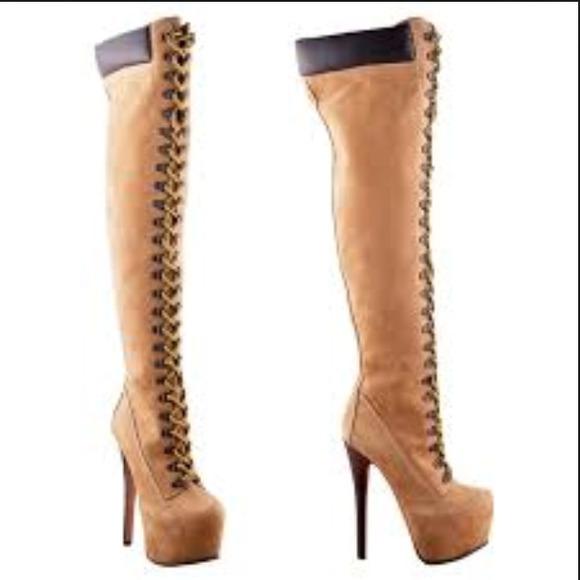 13% off zigi Boots - Zigi sense thigh high hi boot boots 7 from ...