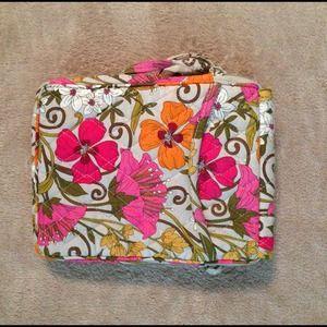 Vera Bradley Vera Bradley Mini Hipster Bag In Tea Garden
