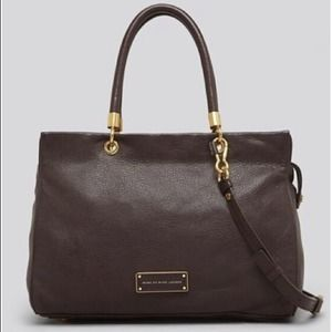Marc by Marc Jacobs Too Hot To Handle Carob Brown