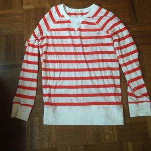 J.Crew Striped Long Sleeve