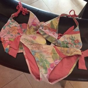 Lucky Brand Bathing Suit Bundle!!!