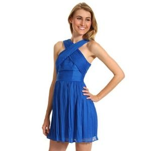 BB Dakota Blue Kiefer Dress NWT