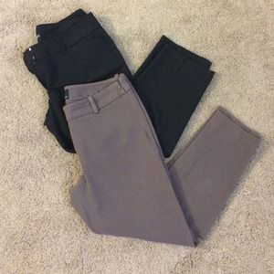 Cynthia Rowley/Express business causal pant bundle