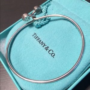 Tiffany & Co. Jewelry - Tiffany & Co. Sterling Silver/ 18k Gold Bangle 2