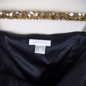 Ann Taylor Dresses - Strapless Ann Taylor Chiffon Dress