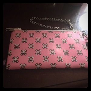 Paul Frank chain clutch