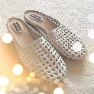 Adam Tucker Shoes - NWOT*Adam Tucker Leather Flats, Size 9