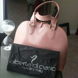 HOST PICK Alberta Dicanio Pink Medium Purse