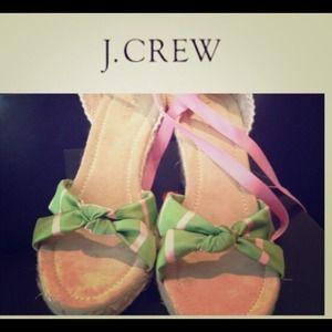 J.Crew wedge