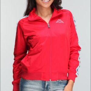 kappa Jackets & Blazers - Kappa Banda Anniston Lady Track Jacket